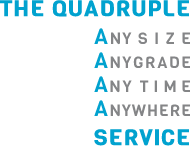 The Quadruple AAAA Service